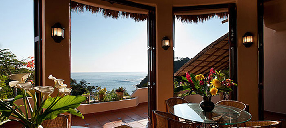Ocean View House For Sale In Huatulco Mexico